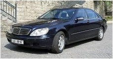 Mercedes - Benz S320 Long